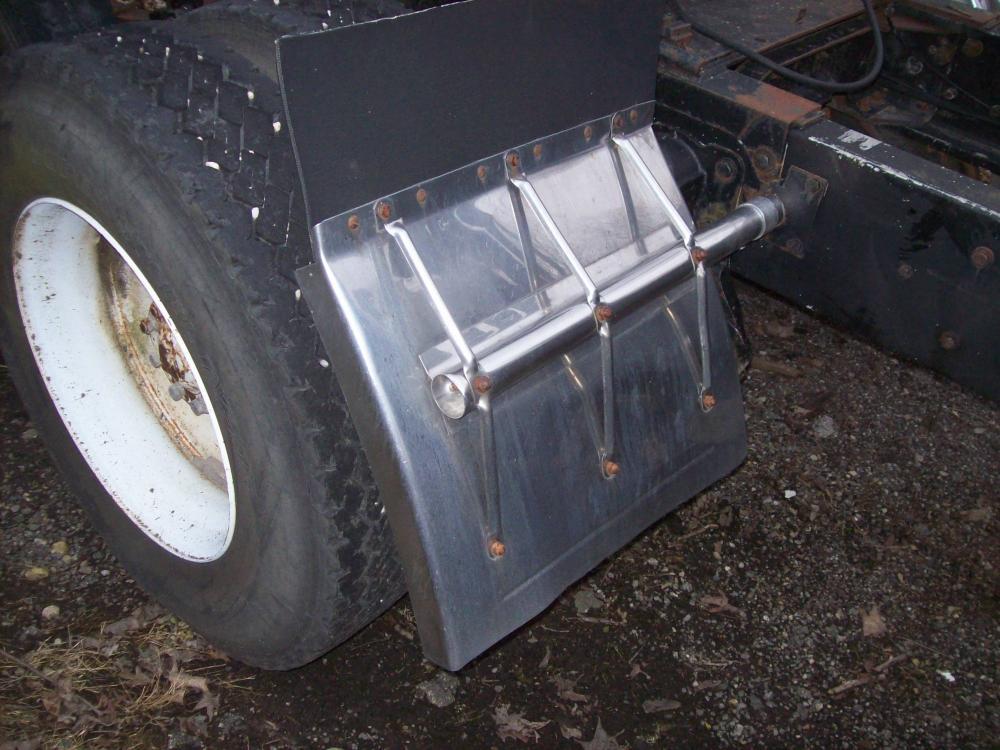 Big Truck Fenders Stainless Steel : Stainless steel rear fenders parts for sale