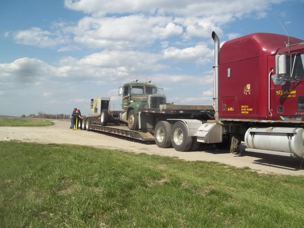 Mack Truck Fertilizer : This weeks pics odds and ends bigmacktrucks