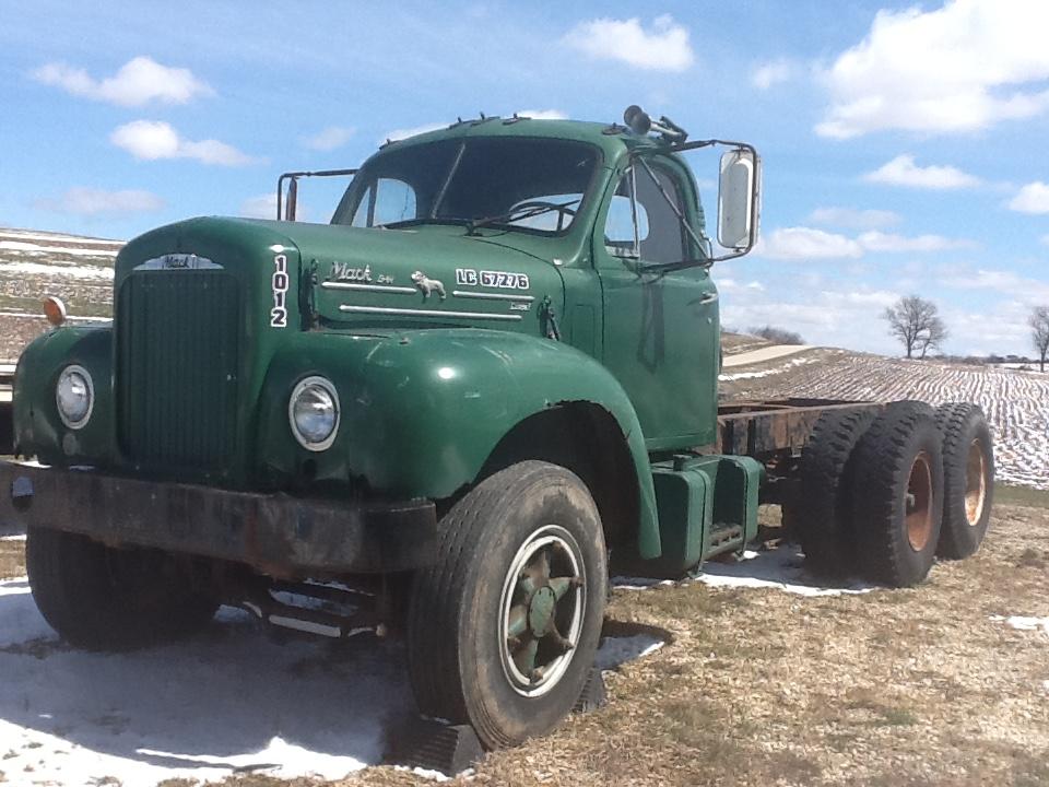 1962 Mack B 61 Trucks For Sale Bigmacktrucks Com