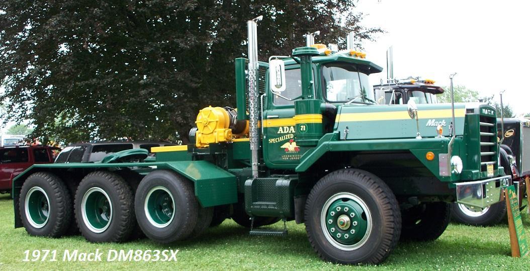 1971 Mack DM-863SX
