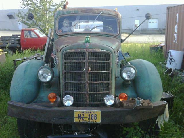 My 1945 EHX Log Truck