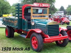 1928 Mack AB