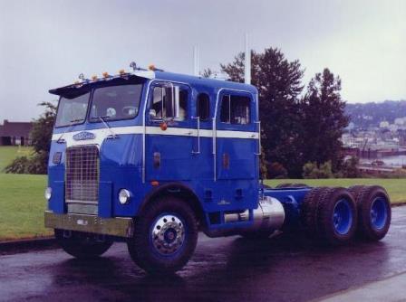 Freightliner 4 Door Cab Over Antique And Classic Mack