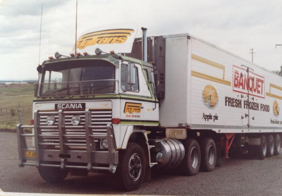 The North American Style Axle Forward Scania Coes Other