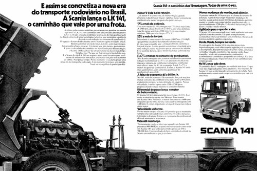 The North American-style axle-forward Scania COEs - Other