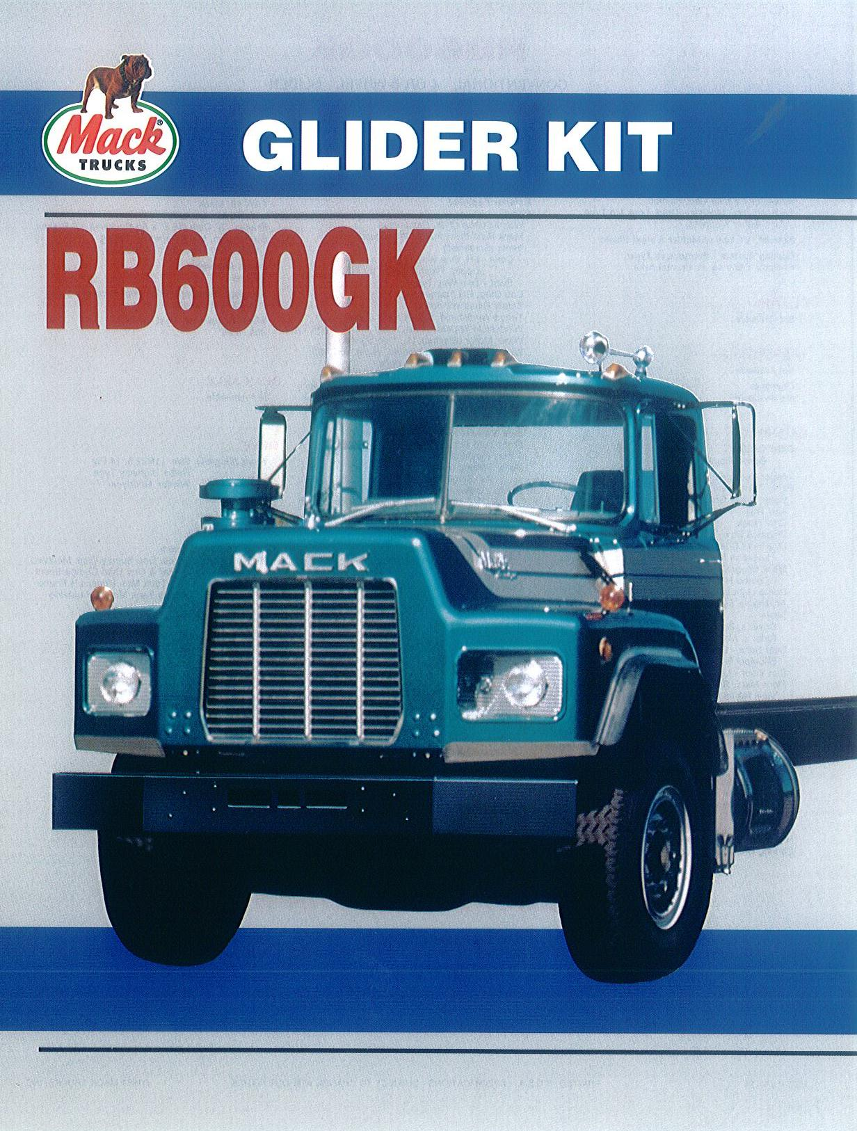 What Is A Glider Kit >> Mack Builds On Success With Enhanced Glider Kit Offerings Trucking