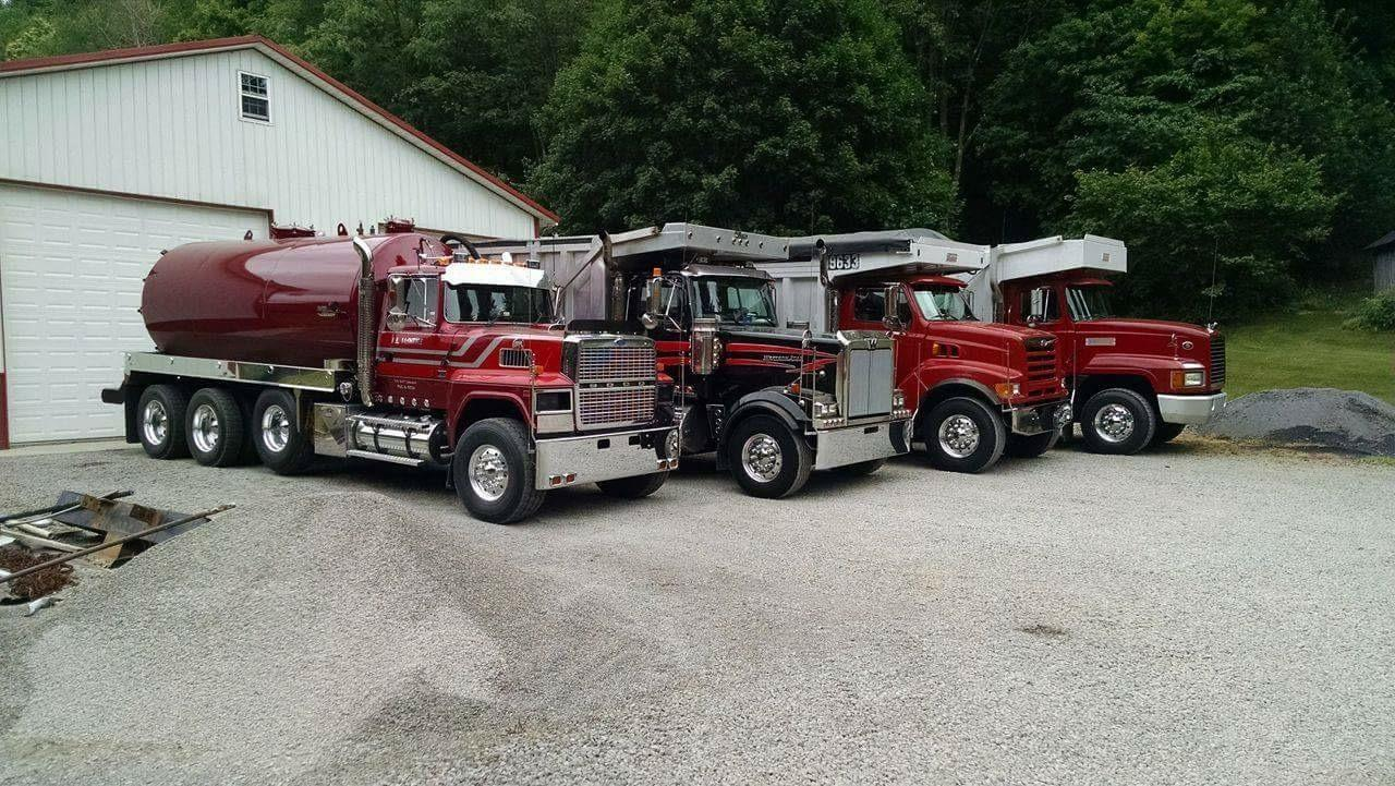 K.L.McIntire Trucking