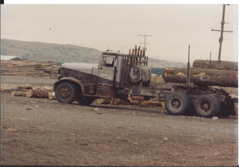 Some old trucks never die - Other Truck Makes - BigMackTrucks.com