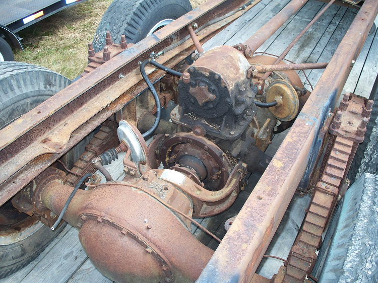 Ford Wiith Thonton Drive Dual Axle Other Truck Makes