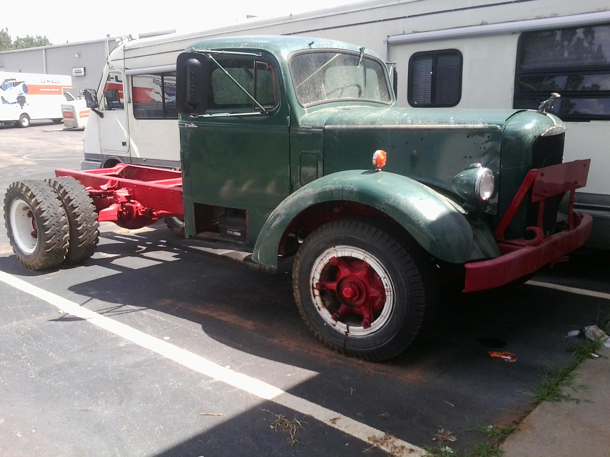 1950 Mack ? - Trucks for Sale - BigMackTrucks.com