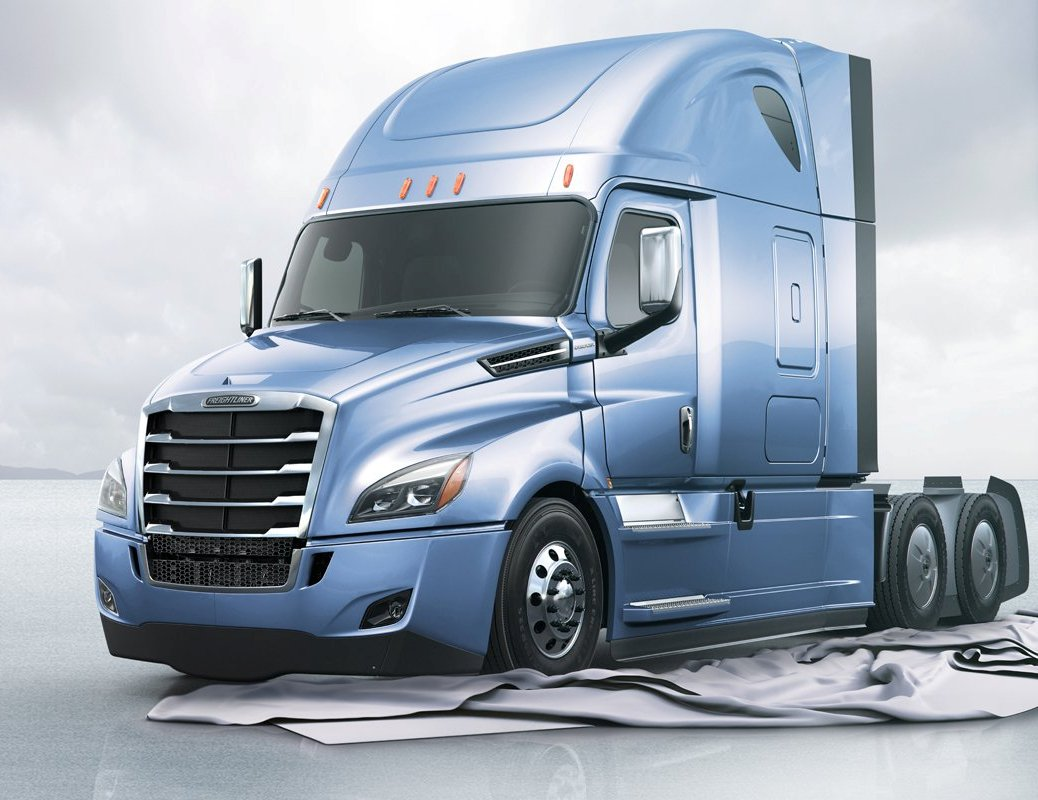 Freightliner introduces next-generation Cascadia - Trucking News