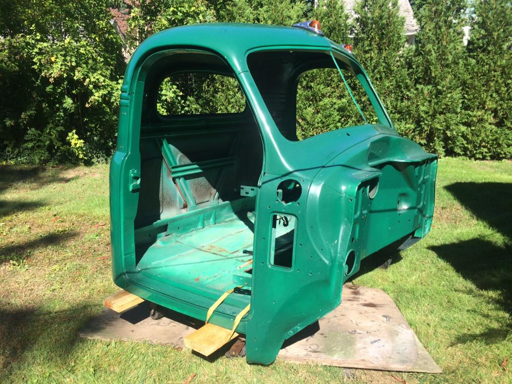 B MODEL CAB, DOORS, FENDERS, HOOD etc. - Parts for Sale ...