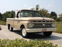 1966 Ford F100 Camper Special