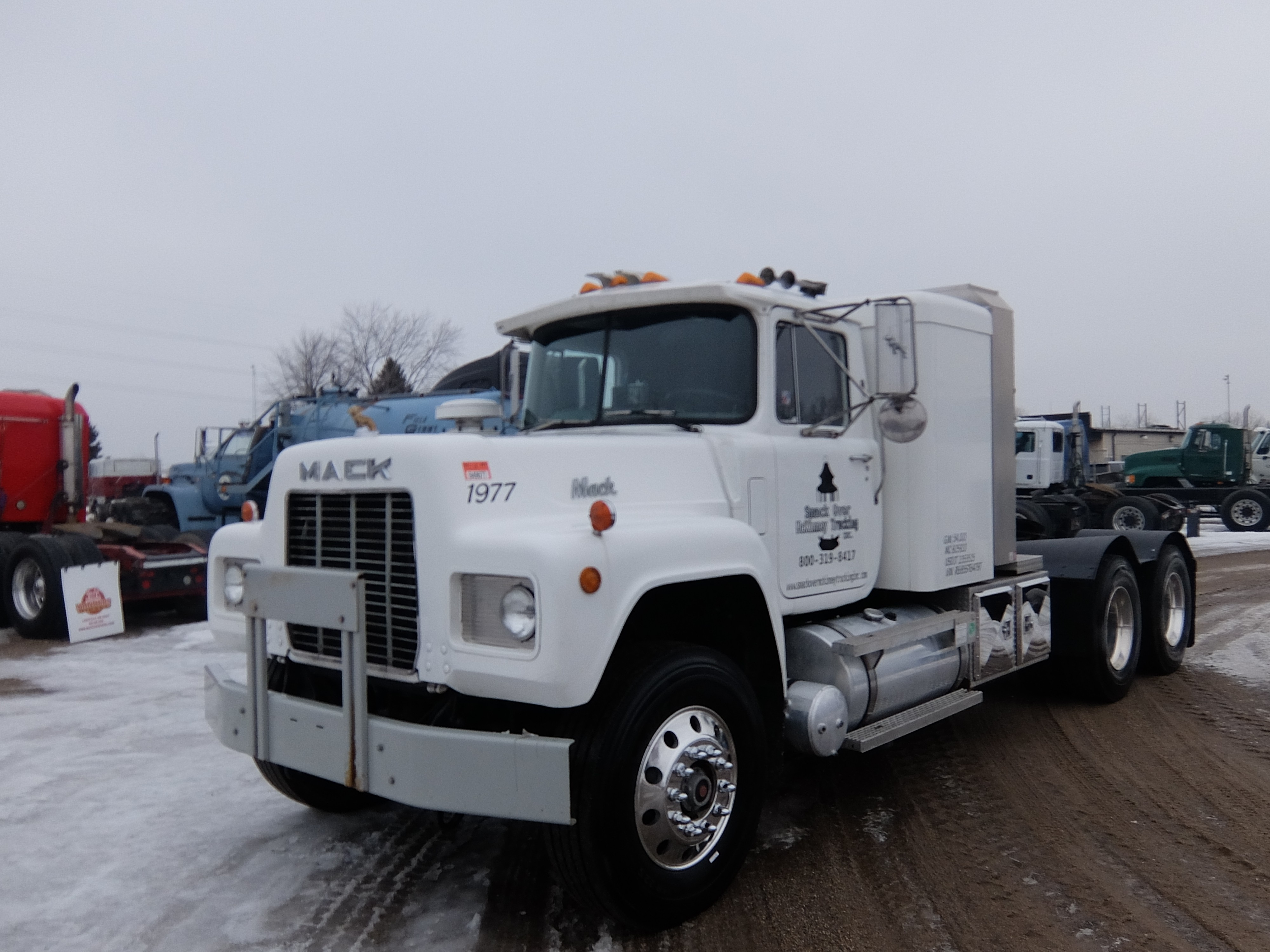 1977 R model Trucks for Sale BigMackTrucks