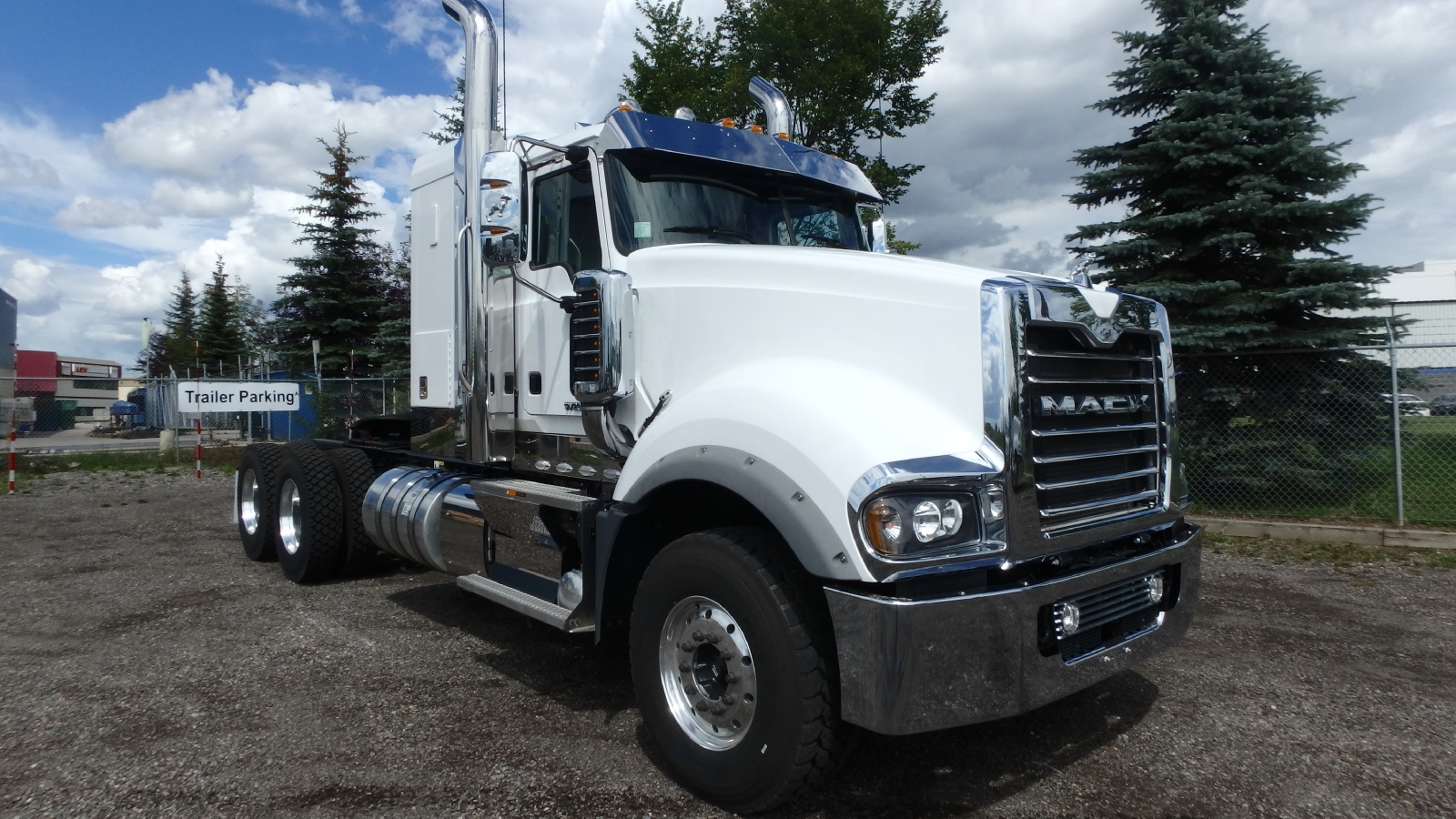 Titan to be Discontinued - Page 5 - Modern Mack Truck General