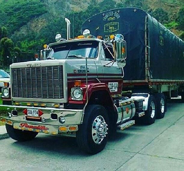 The Super Brigadier, by GMC Latin America - Other Truck Makes - BigMackTrucks.com