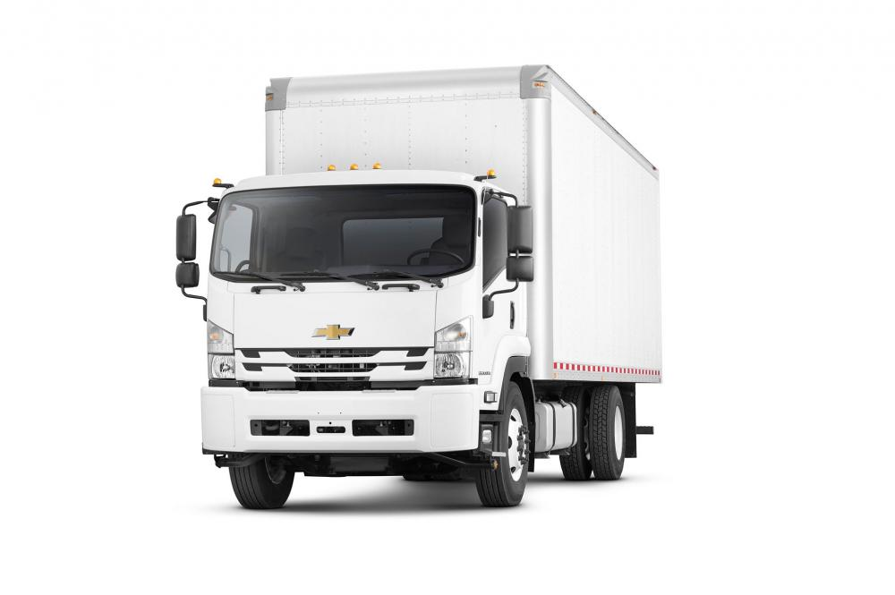 Chevrolet to Offer 6500XD Class 6 Cabover - Trucking News - BigMackTrucks.com