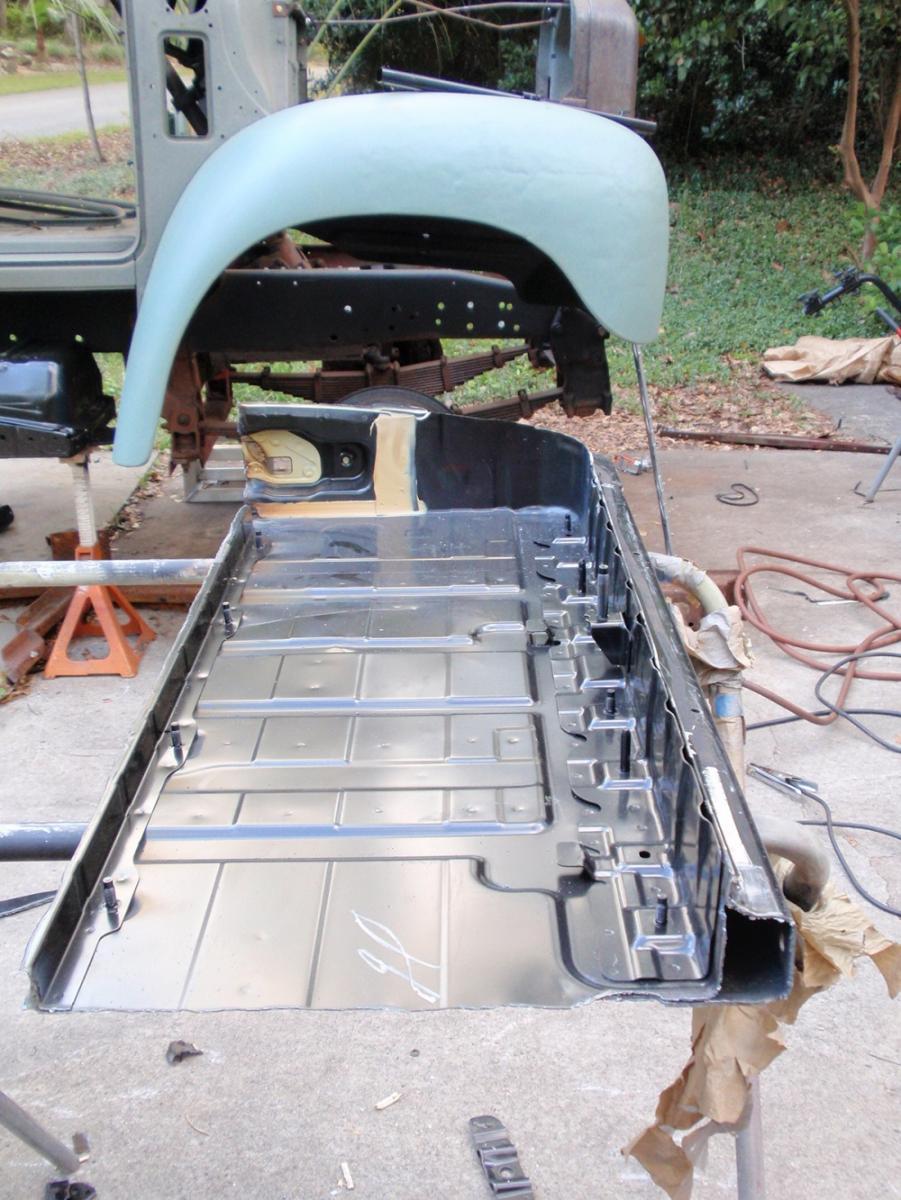 Step 3 - modify Leaf battery case