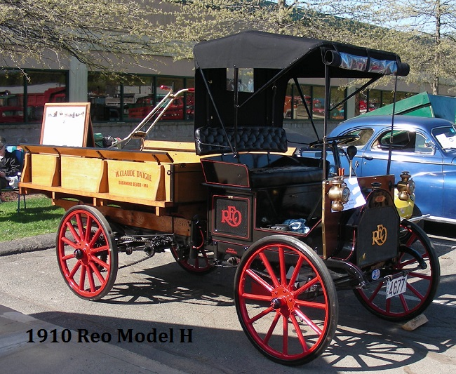 Big Valley Ford >> 1910 Reo Model H - Other Truck Makes - BigMackTrucks.com