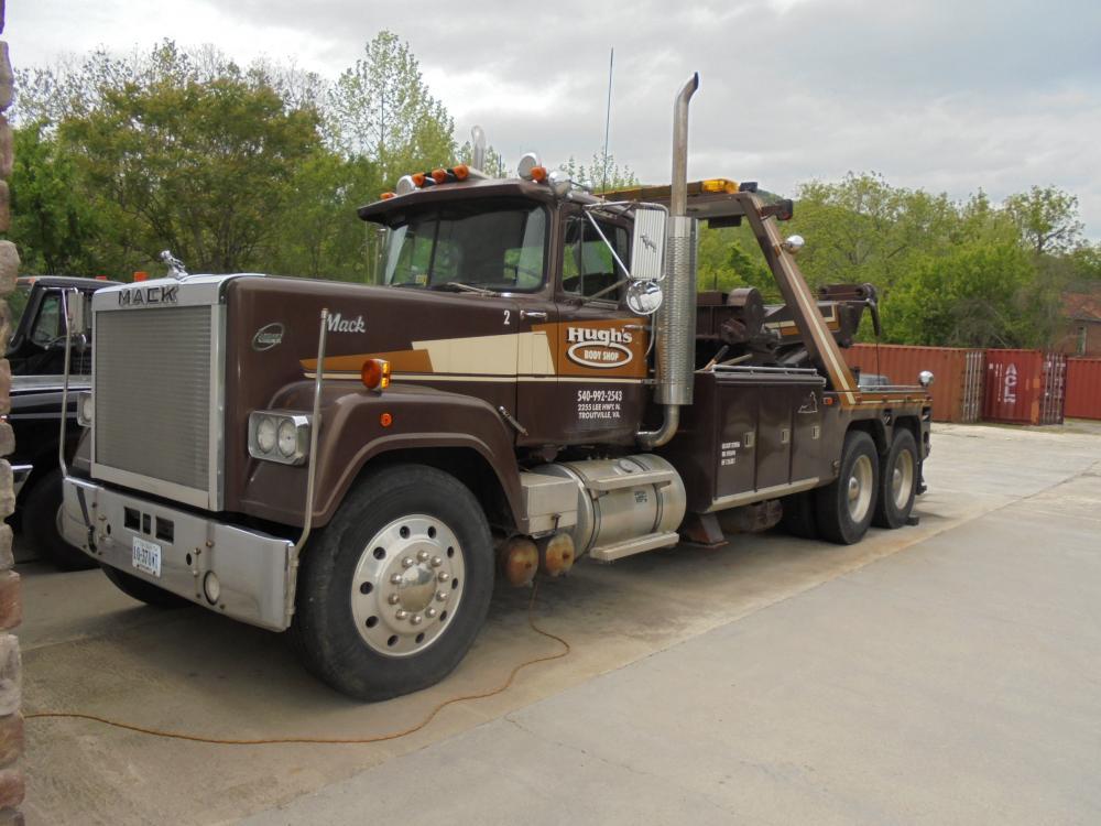 Trucks For Sale In Va >> superliner wrecker - Trucks for Sale - BigMackTrucks.com