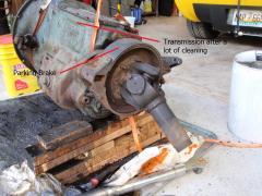 Trans & P-Brake