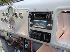 Radio, A/C, Switches