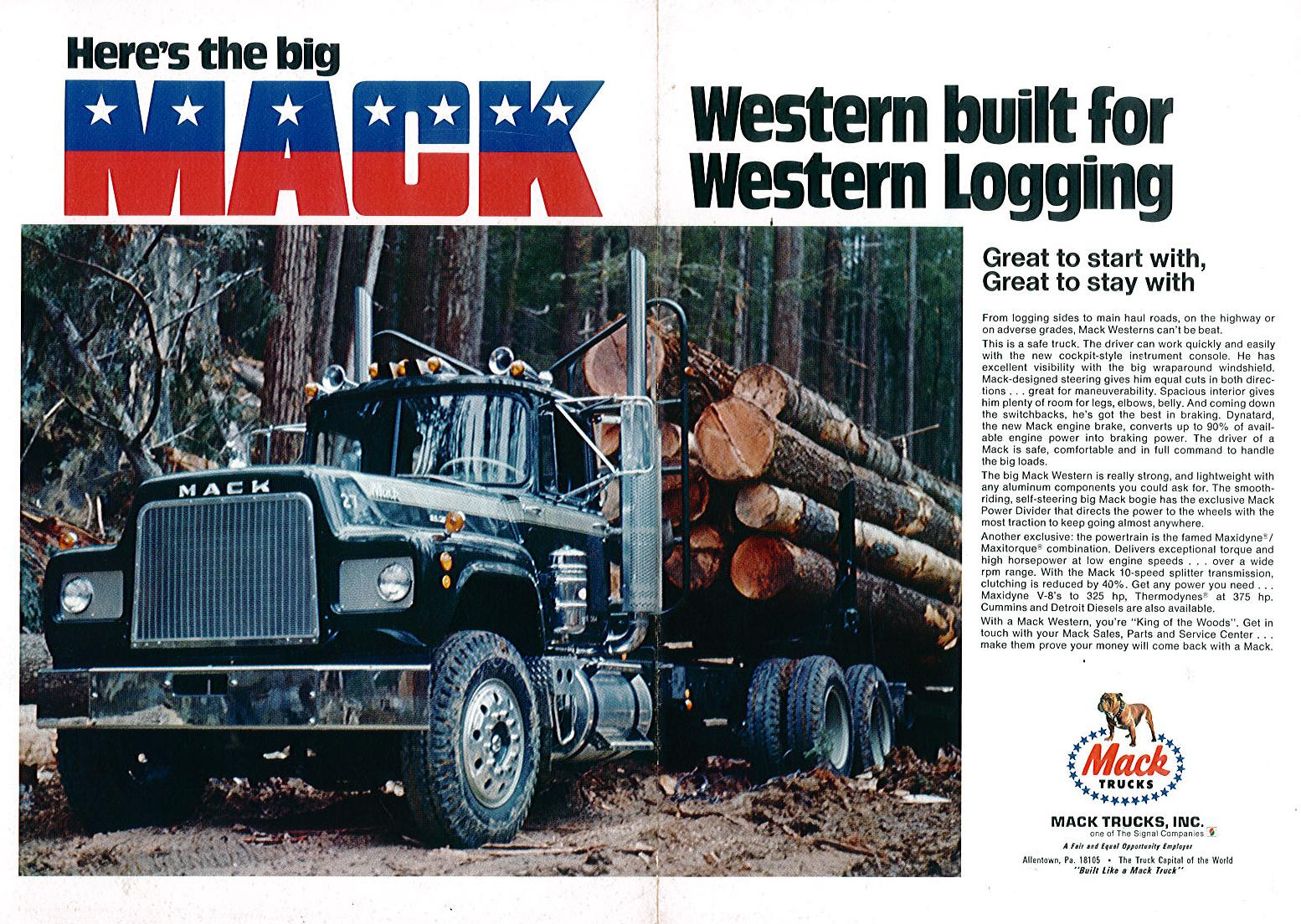 What Models Were Built Hayward Page 2 Antique And Classic Mack Truck Engine Air Line Diagram Western