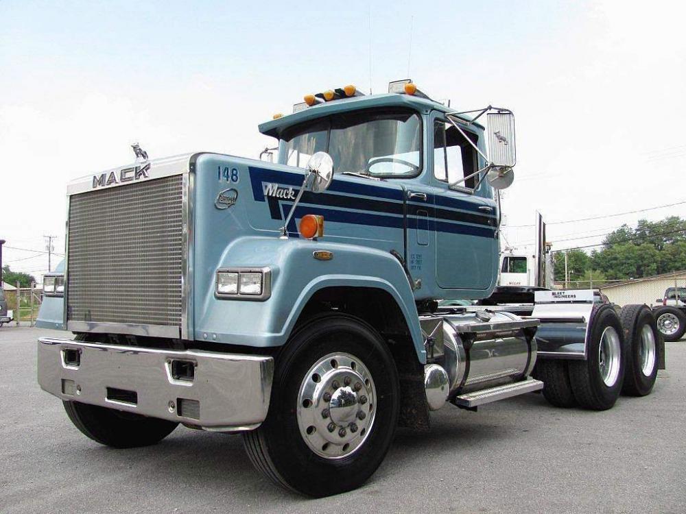 New mack sneak peek modern mack truck general discussion - Mack truck pictures ...