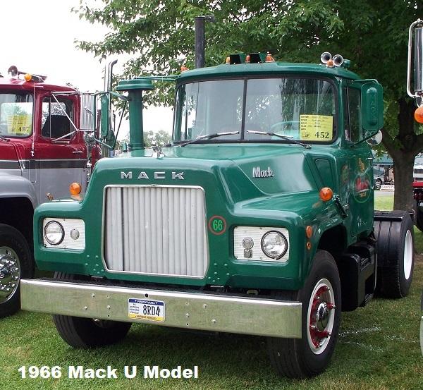 1966 mack u model antique and classic mack trucks general discussion - Mack truck pictures ...