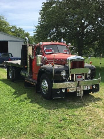 1956 B85 Mack For Sale Trucks For Sale Bigmacktrucks Com