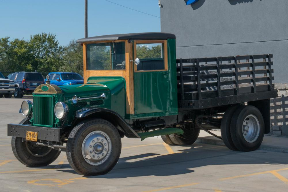 Trucks For Sale Tulsa >> 1926 Mack AB Needs a New Home - Trucks for Sale ...