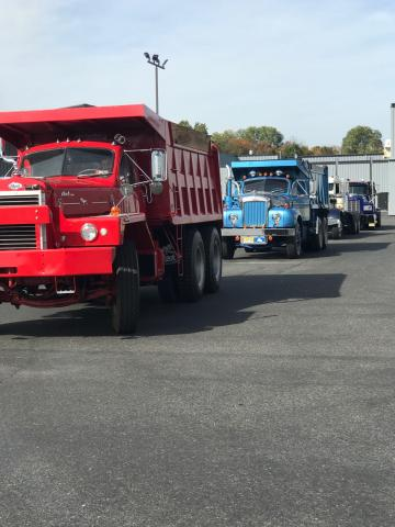 little ol convoy