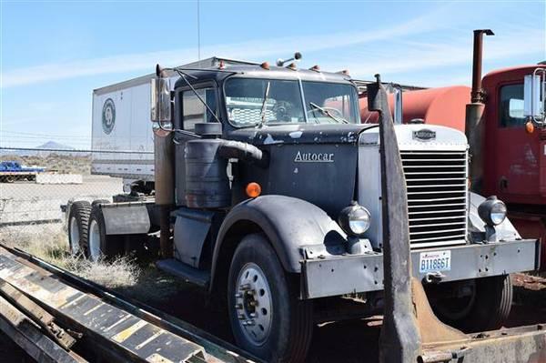66 Autocar CL-Redmond Or. - Trucks for Sale ...