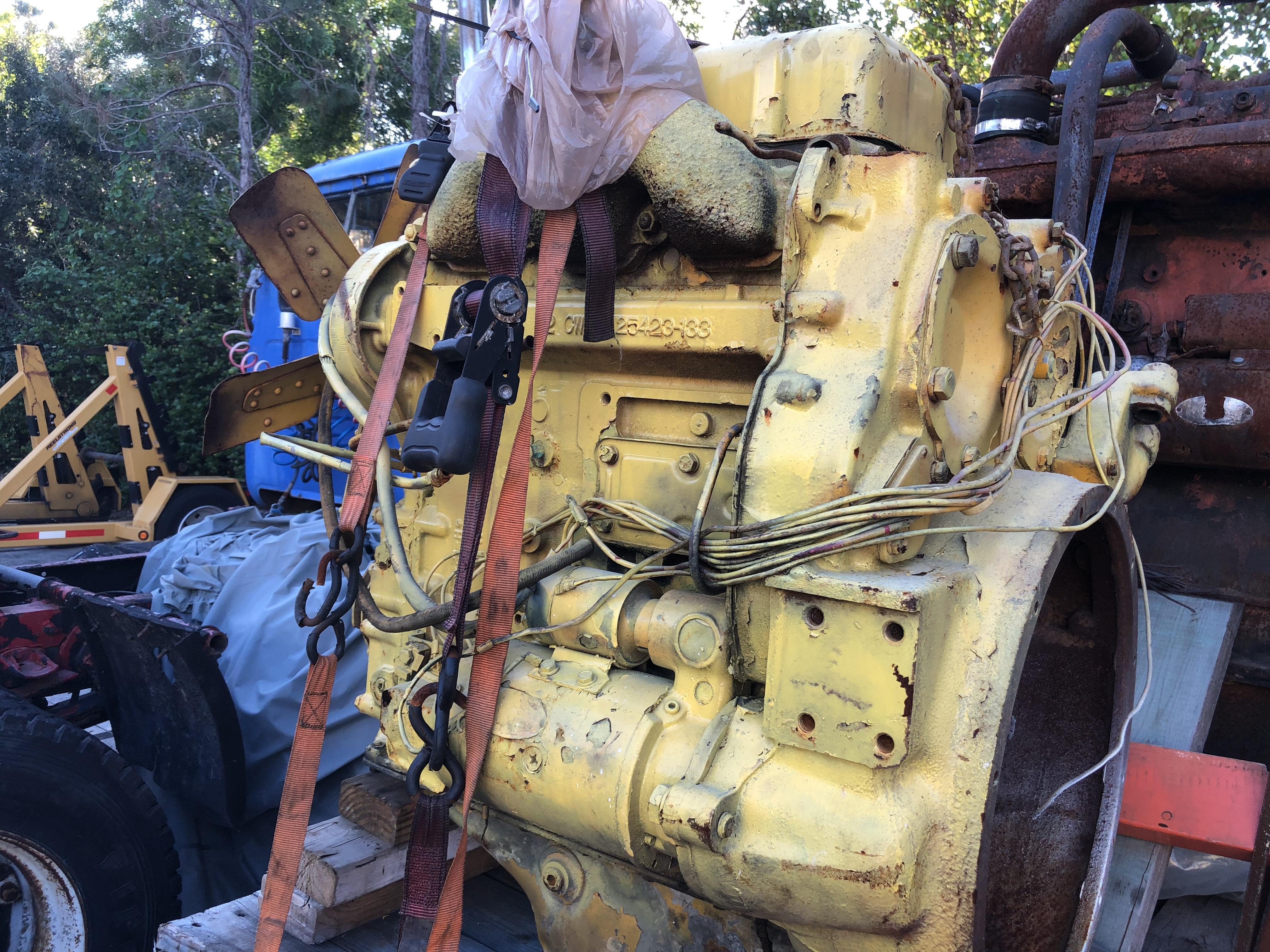 353 Detroit Diesel - Parts for Sale - BigMackTrucks com