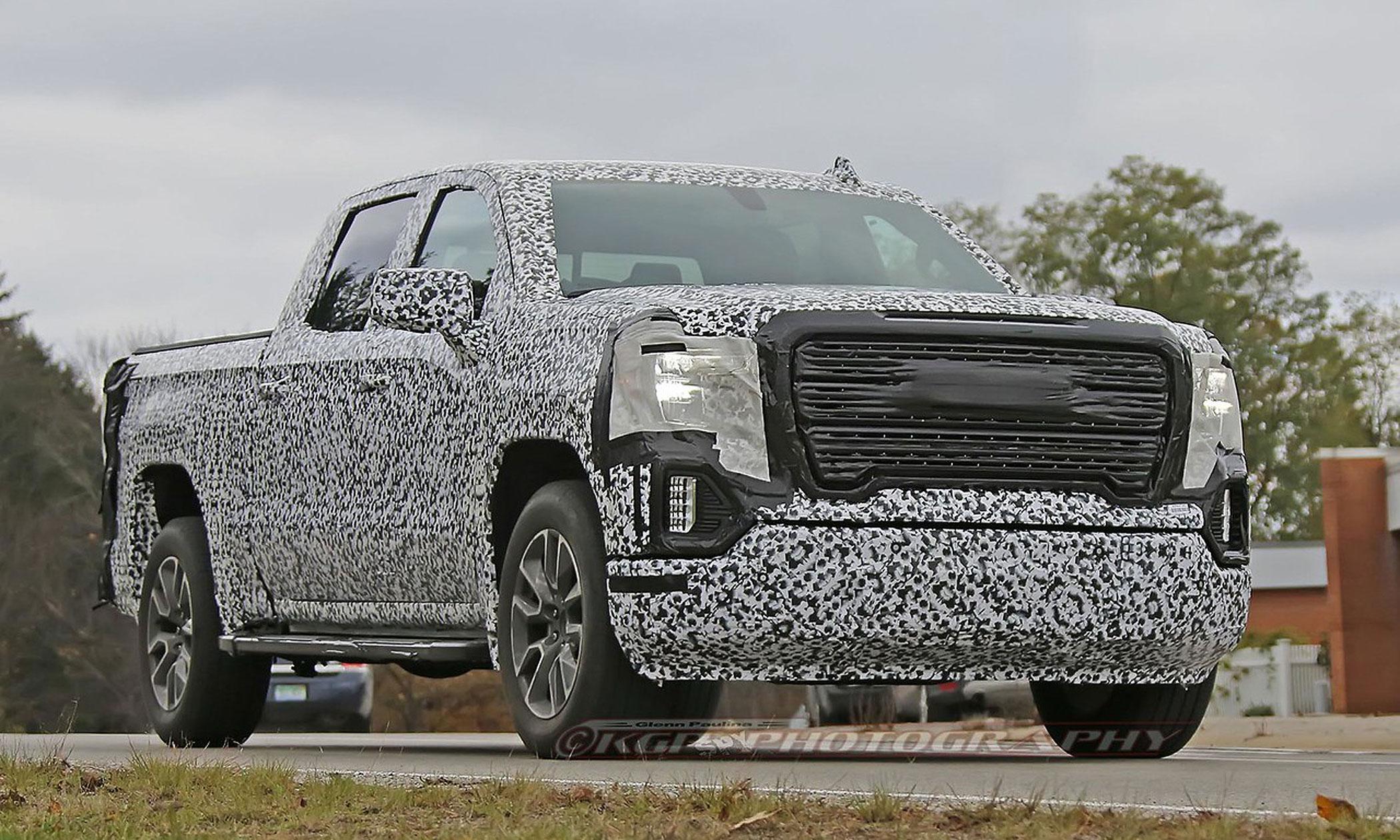 General Motors News Trucking News