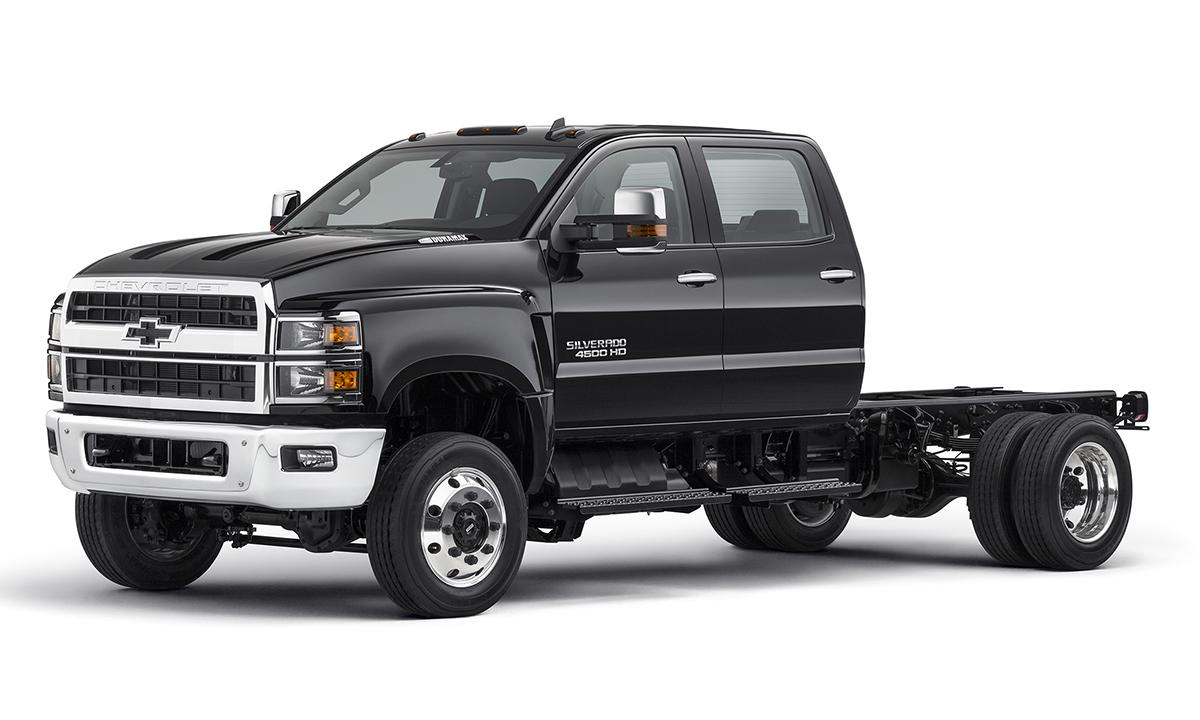 Chevrolet Class 4/5/6 Silverado - Trucking News ...
