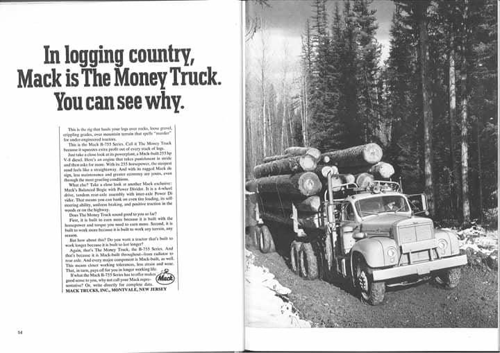 Mack logger western B ad.jpg