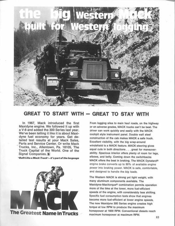 Mack western logger advertisement.jpg