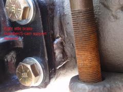 Repaired weld