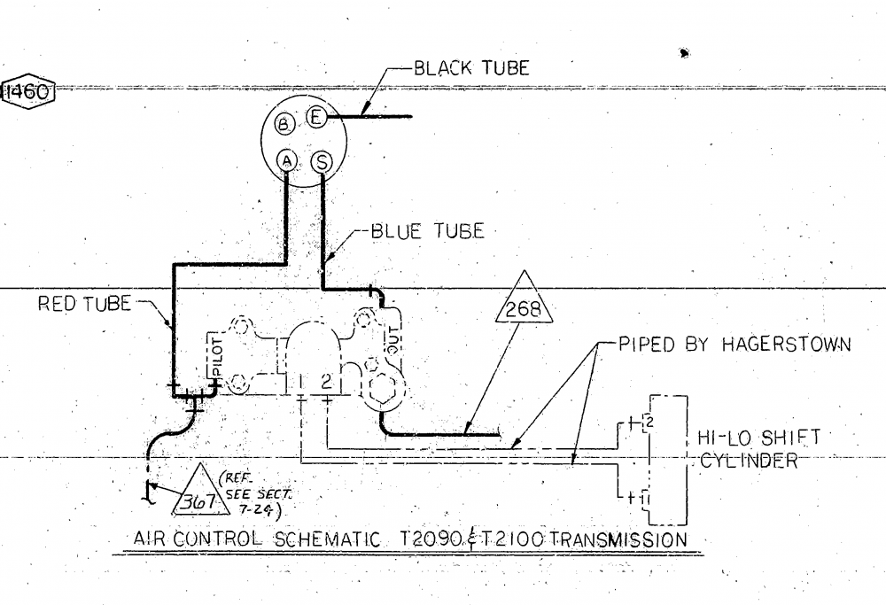 34 Eaton Fuller Transmission Air Line Diagram