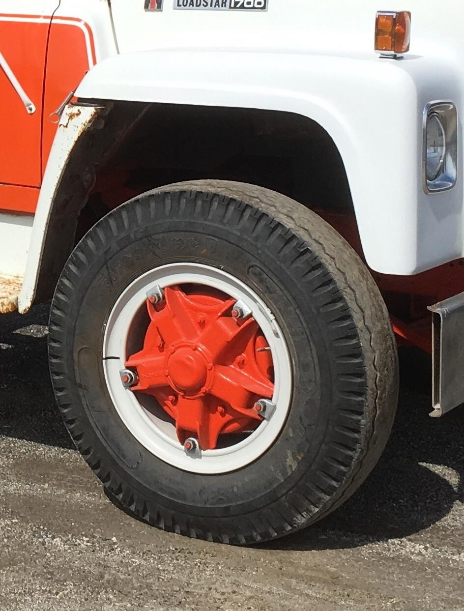Cam 4 U >> Rims & Tires for Dayton Hubs - Antique and Classic Mack Trucks General Discussion ...
