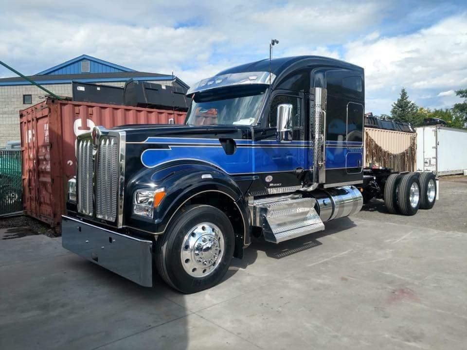 kenworth to replace w900 with new w990 in 2020 trucking. Black Bedroom Furniture Sets. Home Design Ideas