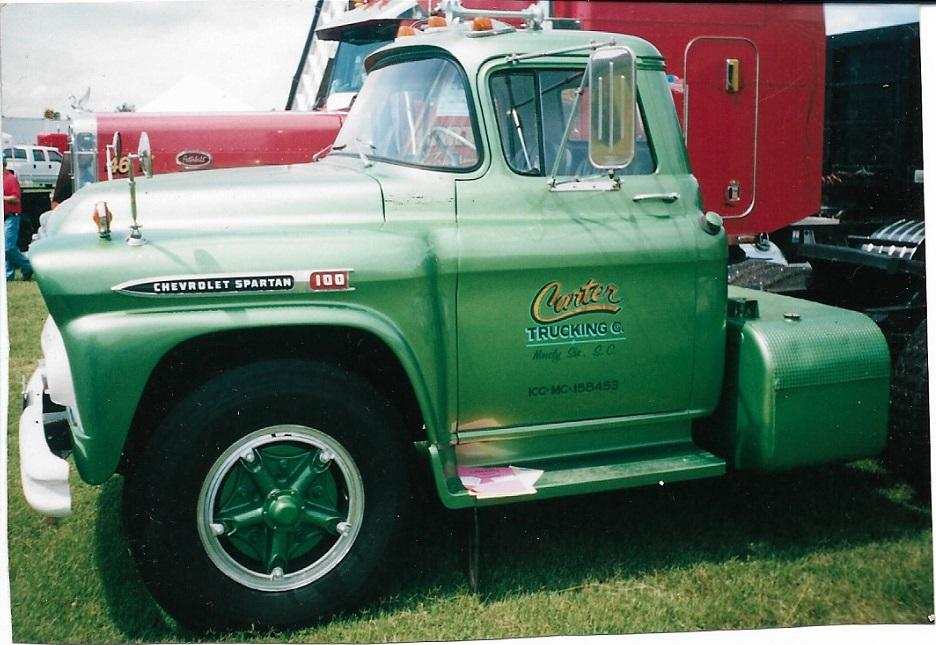 1959 Chevrolet Spartan 100 Tractor - Other Truck Makes