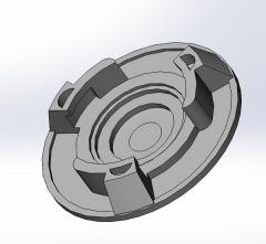 B-Model Horn Button
