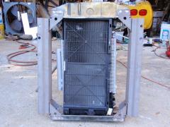 Radiator, Grill, Heater, A/C & Firewall