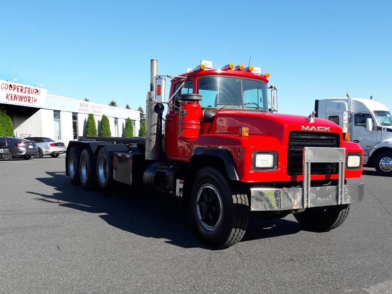 1999 Mack Rd688sx Roll Off Trucks For Sale Bigmacktrucks Com