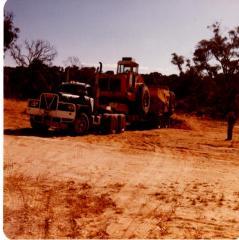 b85 Ridolfo scraper wanneroo Western Australia