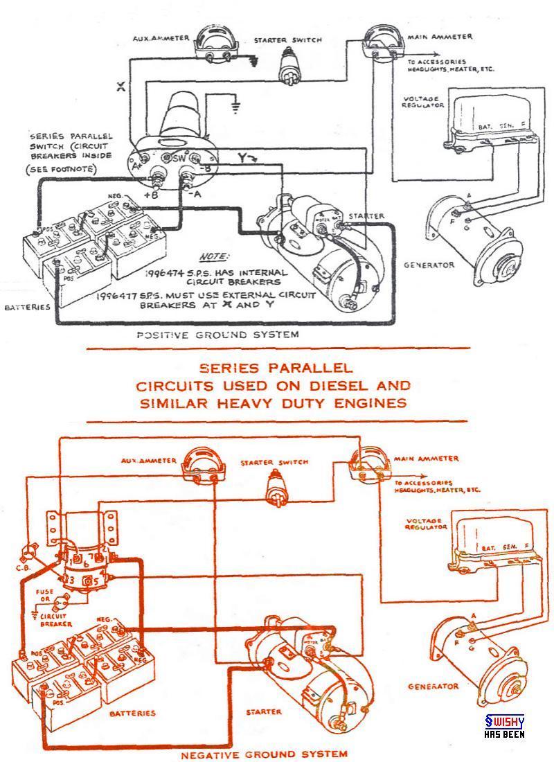 12/24 series parallel - Antique and Classic Mack Trucks ...