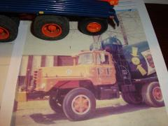 mack B model manual / other