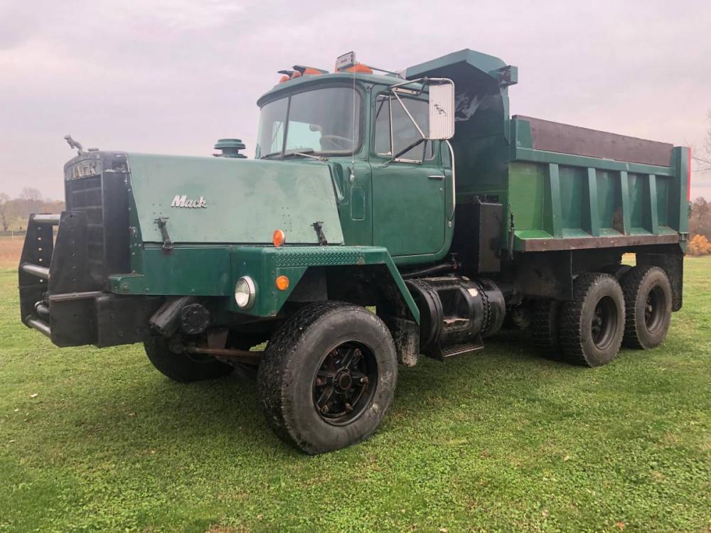 1985 RM6858 Dump Truck - Trucks for Sale - BigMackTrucks.com